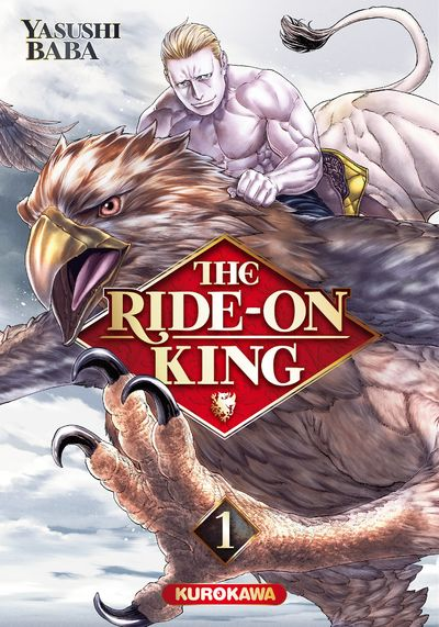 Couverture de The Ride-on King