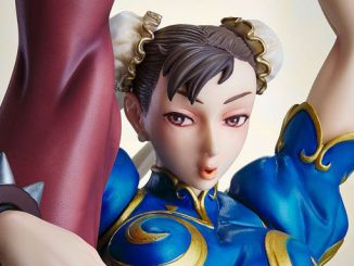 Figurine Chun Li (Street Fighter 2)