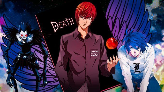 Le managa anime Death Note