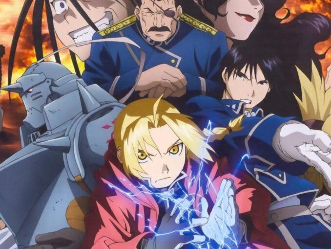 Le célèbre manga Fullmetal Alchemist
