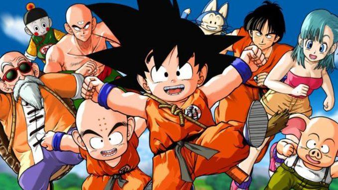 Dragonball, le manga qui a accompagné plusieurs générations de fans de manga