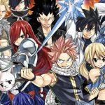 Fairy Tail : un manga anime populaire en France et au Japon